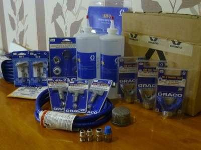 Аксессуары для окрасочного оборудования