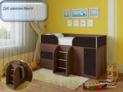 детскую кроватку  Астра 5