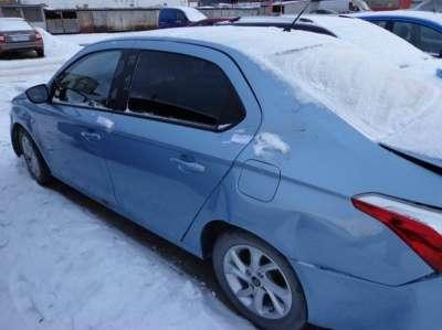 автомобиль Citroen C-Elysee