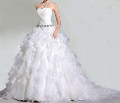 свадебное платье  Light Waves
