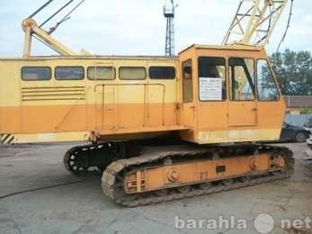 кран гусеничный УРАЛ ДЭК-251 в Челябинске Фото 3