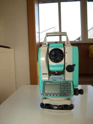Тахеометр Nikon DTM-352W (зимний)