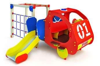 Детское игровое и спортивное оборудование. МАФ