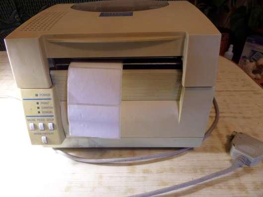 Принтер этикеток CITIZEN CLP-521-Принтер для печати этикеток