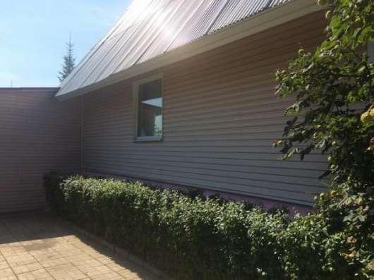 Продается отличный теплый дом в жилой деревне Бычково, Можайский р-н,130 км от МКАД по Минскому шоссе. Фото 1