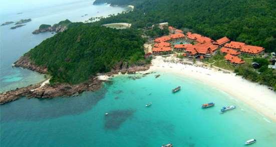 Спец Цены На открытие сезона: остров Реданг, Малайзия