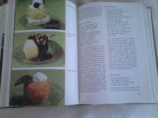 Кулинарная книга на немецком языке в Кемерове Фото 5