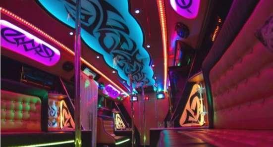 Bus party клуб на колесах