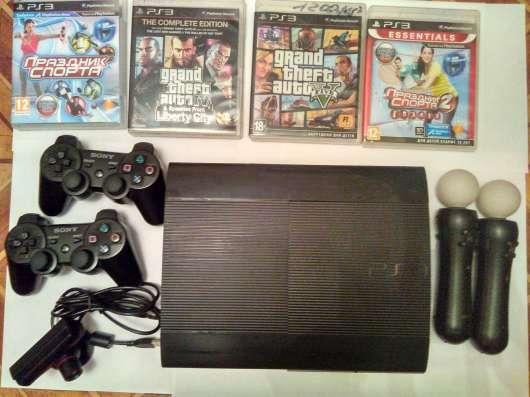 Продаю игровую приставку Sony Playstation 3