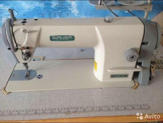 Швейная промышленная машинка SIRUBA