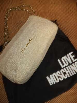 Женская сумка moschino