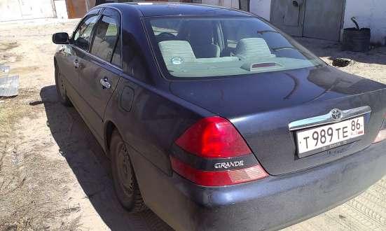 Продажа авто, Toyota, Mark II, Автомат с пробегом 136000 км, в г.Нягань Фото 3