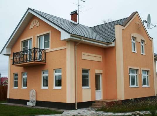 Система теплоизоляции фасада