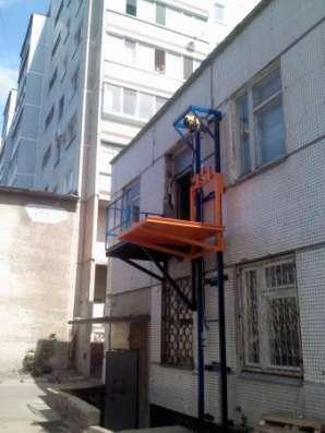 Грузовые подъемники в Казани Фото 1