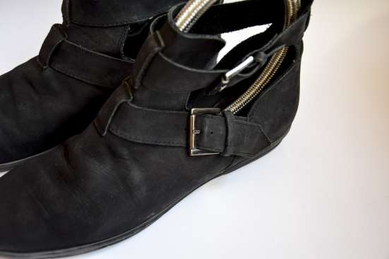 Кожаные ботиночки от OFFICE в г. Запорожье Фото 1