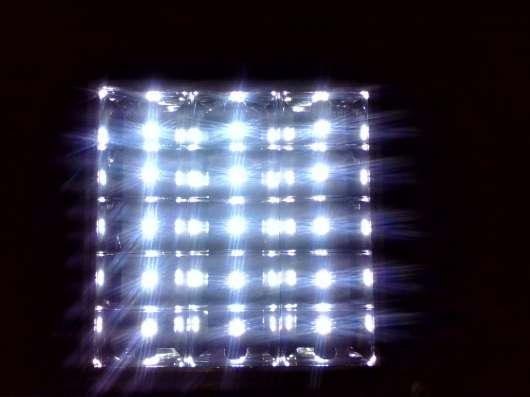 LED лампа 32W магнит
