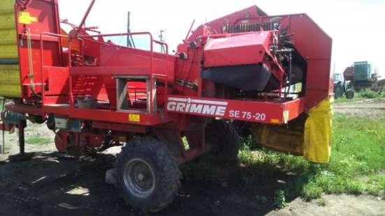 Grimme SE75-20