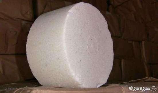 Соль кормовая брикет