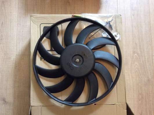 Вентилятор радиатора 8E0959455K VAG