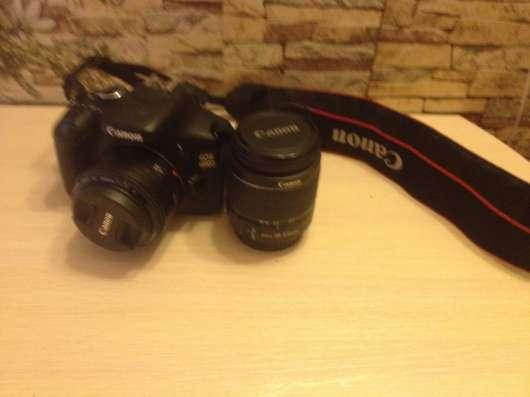 Canon 600D kit 18-55 + 50