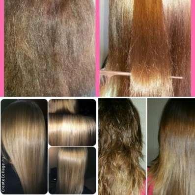 Кератиновое выпрямление волос в г. Можайск Фото 5