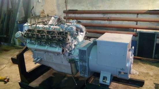 Дизельный генератор АД-100 100кВт ЯМЗ, ММЗ в Екатеринбурге Фото 3