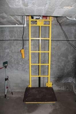 Подъемник в подвал или мансарду
