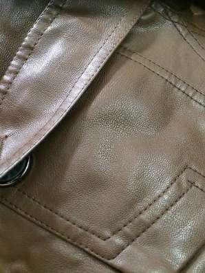 Куртка мужская новая коричневая 52-54 размер в Комсомольске-на-Амуре Фото 1