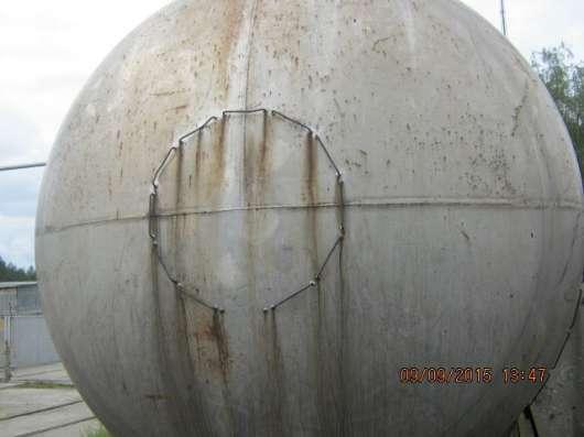 Цистерна 25 куб. м, из н/ж стали