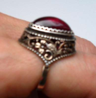 Бижутерия перстень серьги