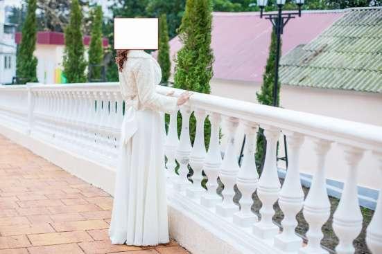 Свадебное платье в Туапсе Фото 1