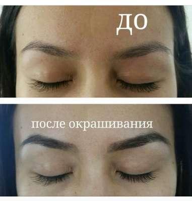 Красивые брови без иголки