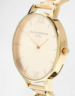 Брендовые женские часы Olivia Burton OB13BL08 в Новокузнецке Фото 1