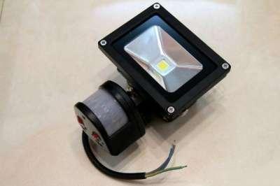 Сенсорный прожектор Jazzway 10W PFL