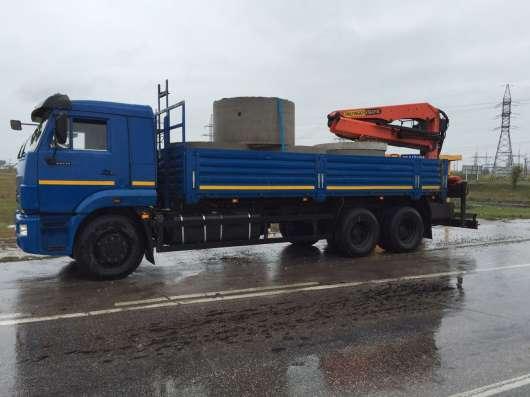 КАМАЗ 65117 в Казани Фото 1