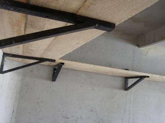 Полки в гараж в Хабаровске Фото 2