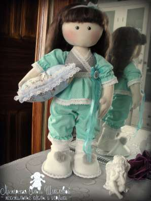 Интерьерные куклы в наличии и на заказ в Златоусте Фото 3