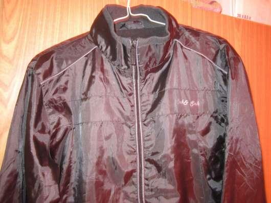 Куртка на флисе демисезонная новая