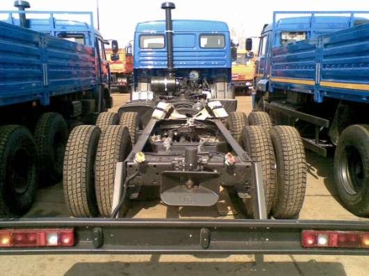 Камаз 53215 шасси в Набережных Челнах Фото 4