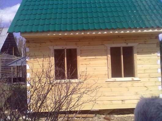 Строительство. Дома, бани, беседки. По сверловской области в Екатеринбурге Фото 4