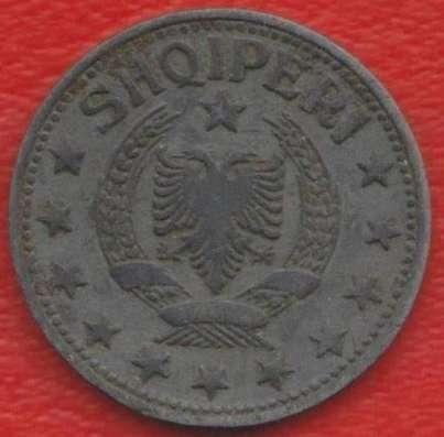 Албания 2 лека 1947 г.