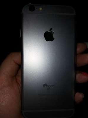 Продам копию iPhone 6S, цвет черный/серебро, 5000 руб