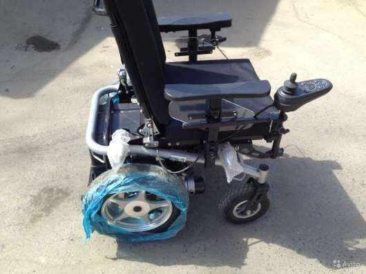 Инвалидная электрическая Bonito LY-EB-103-390017 в Омске Фото 2