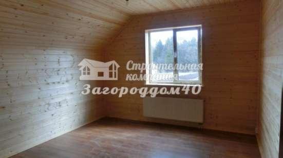 Дома на продажу в Калужской области в д. Никольские дворы
