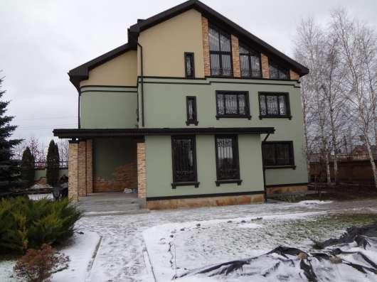 Дизайн интерьера и оформление фасада дома, роспись, ландшафт