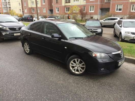 Mazda, 3, продажа в Санкт-Петербурге