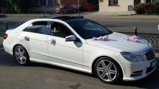 Аренда (прокат) авто Мерседес S класс