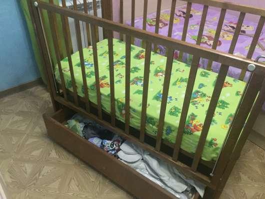 Кроватка детская в Москве Фото 1