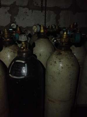Газовые баллоны для технических газов