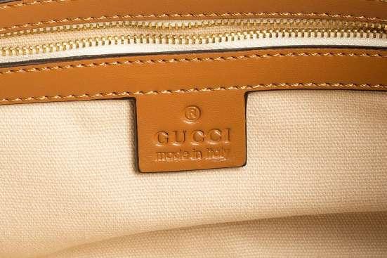 Сумка Stirrup Leather Top Handle bag, арт. GC120-01